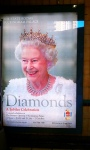 London in June 2012 - Day 1...DIAMONDS.