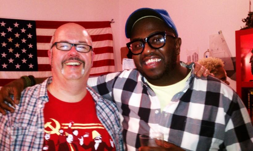 2012-12-08 Gilbert + Adrian